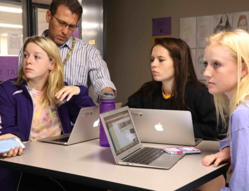 Empowering Students to be Digital Leaders