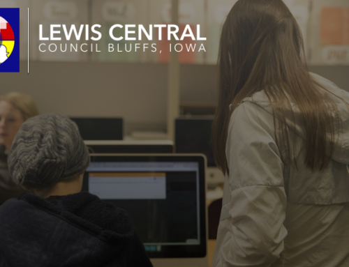 Lewis Central Creates Authentic and Consistent Social Media Content by Connecting Students and Staff