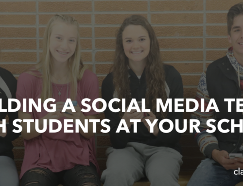 Building A Social Media Team With Students At Your School