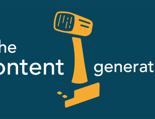 Launching soon!! The Content Generation Podcast