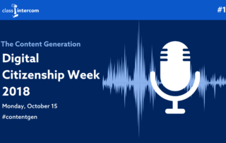 10 Digital Citizenship Week 2018