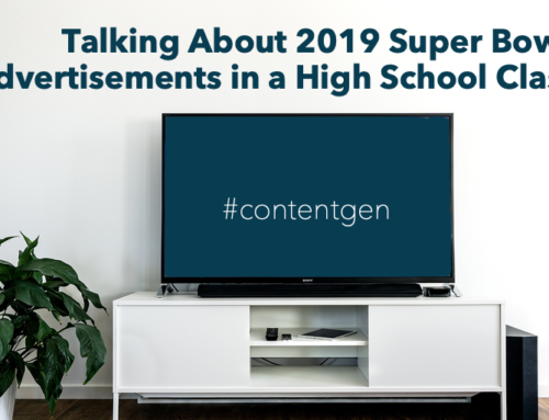 Talking About 2019 Super Bowl Advertisements in a High School Classroom