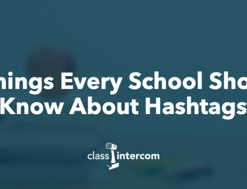 Case Study: 3 Things every school should know about hashtags