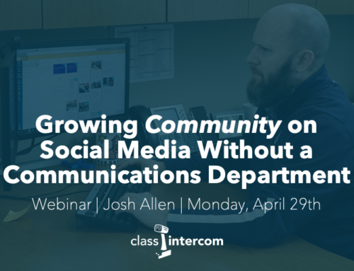 Growing community on social media without a communications department