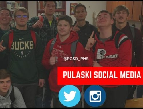 Building a Sustainable Student Social Media Team at Pulaski High School
