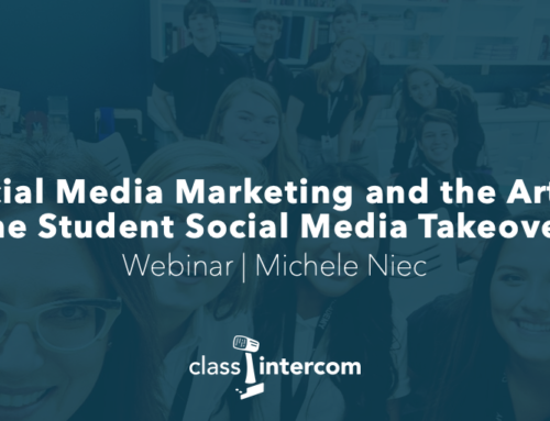 Social Media Marketing and the Art of the Student Social Media Takeover