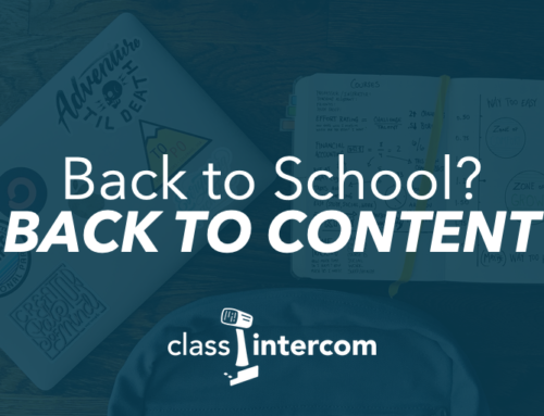 Back to school? Back to content. How to create a social media content calendar for your school.