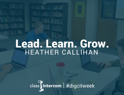 Digital Citizenship Week: Lead. Learn. Grow
