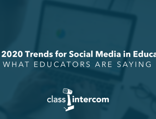 Five 2020 Trends for Social Media in Education: What Educators are Saying
