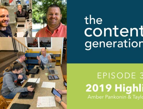 The Content Generation Episode 30: 2019 Highlights