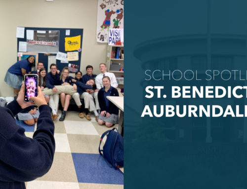 School Spotlight: St. Benedict at Auburndale