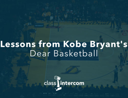 Lessons from Kobe Bryant's Dear Basketball