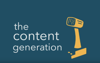 The Content Generation Logo with Intercom