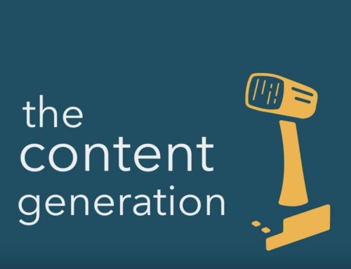 Introducing The Content Generation Show on YouTube