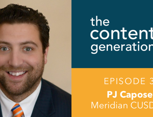 The Content Generation Episode 32: PJ Caposey