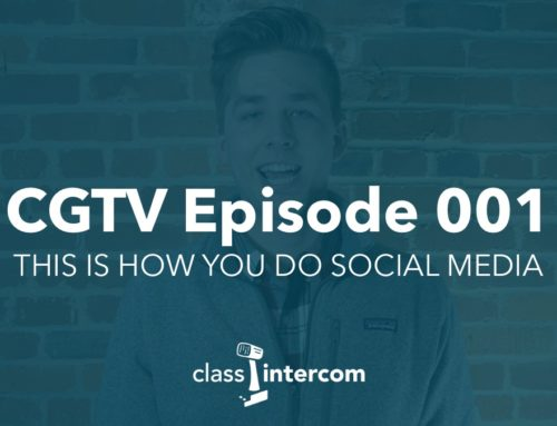 CGTV Episode 001 | This is how you do social media