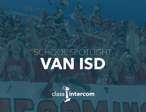 School Spotlight: Van ISD