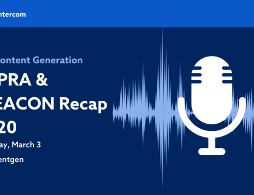 The Content Generation Episode 33: TSPRA & IDEACON Recap 2020
