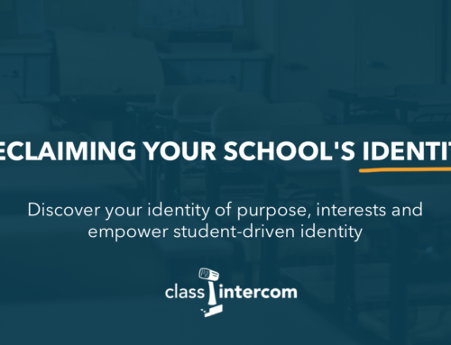Reclaiming Your School's Identity