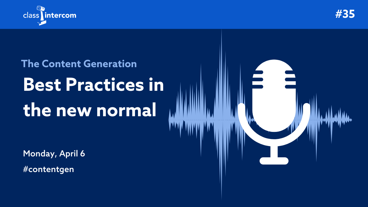 35 Best Practices in the new normal