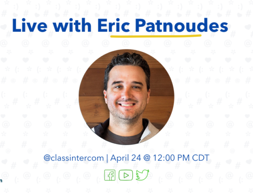 Live with Eric Patnoudes