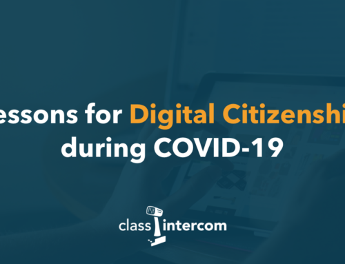 Lessons for Digital Citizenship during COVID-19
