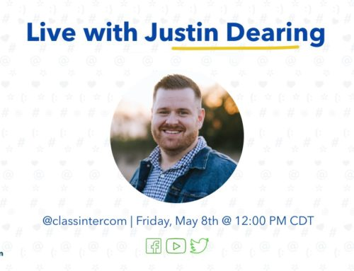 Live with Justin Dearing